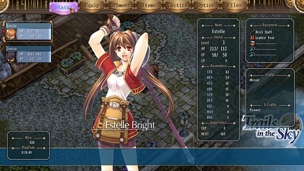 The Legend of Heroes Trails in the Sky Review (2)