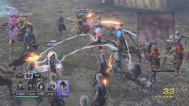 Warriors Orochi 3 Ultimate  (1)