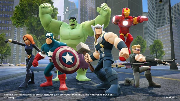 Disney Infinity 2.0 Marvel Super Heroes (4)