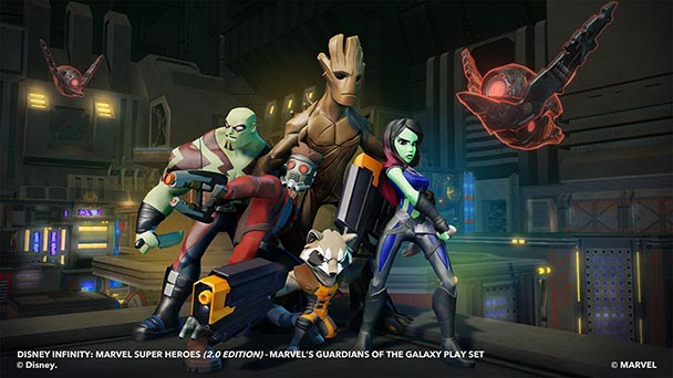 Disney Infinity 2.0 Marvel Super Heroes (5)