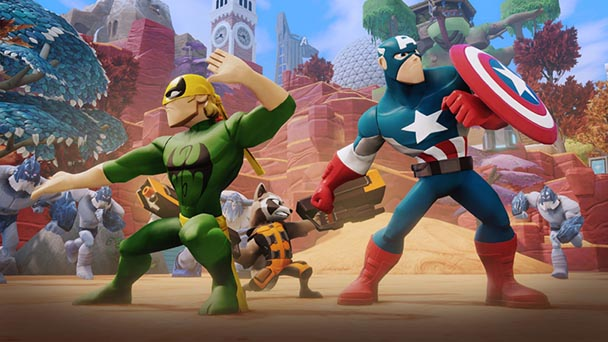 Disney Infinity 2.0 Marvel Super Heroes (8)