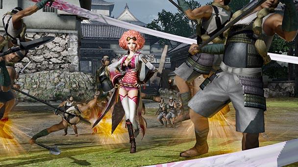Samurai Warriors 4 (4)