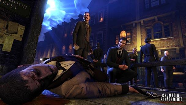Sherlock Holmes Crimes & Punishments (5)