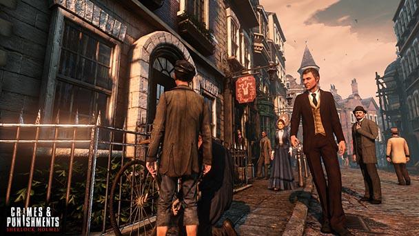 Sherlock Holmes Crimes & Punishments (6)