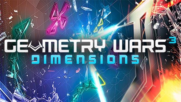 Geometry Wars 3 Dimensions (1)