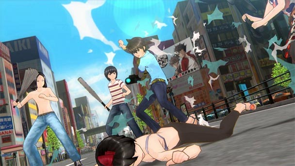 Akiba's Trip Undead & Undressed (6)