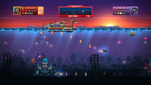 Aqua Kitty- Milk Mine Defender (6)
