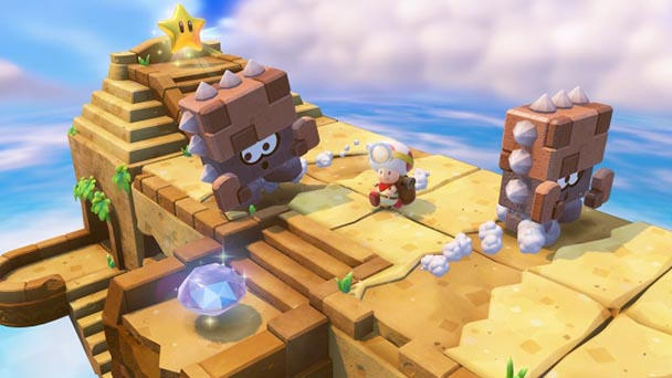 Captain Toad Treasure Tracker  (5)