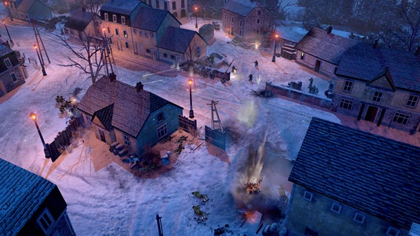 Company of Heroes 2 Ardennes Assault (4)