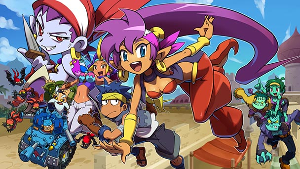 Shantae and the Pirate's Curse  (1)