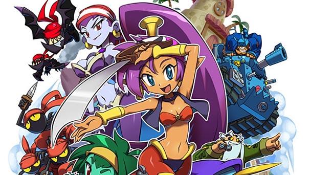 Shantae and the Pirate's Curse header
