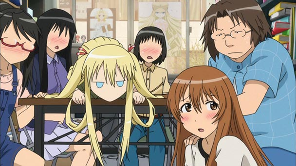 Genshiken Second Generation  (1)