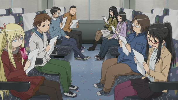 Genshiken Second Generation  (6)