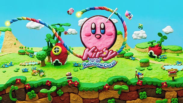 Kirby and the Rainbow Curse  (1)