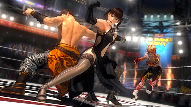 Dead or Alive 5 Last Round (6)