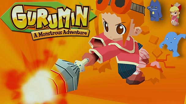 Gurumin A Monstrous Adventure  (1)