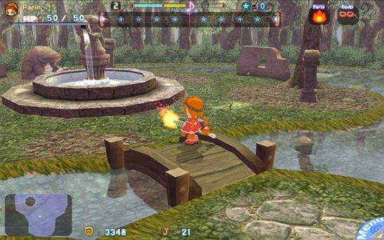 Gurumin A Monstrous Adventure  (5)