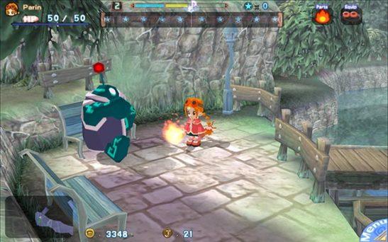Gurumin A Monstrous Adventure  (6)