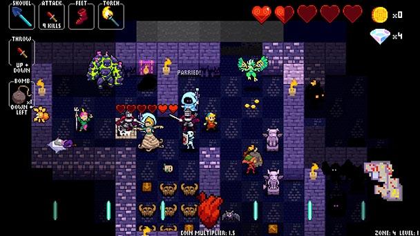 Crypt of the Necrodancer (5)