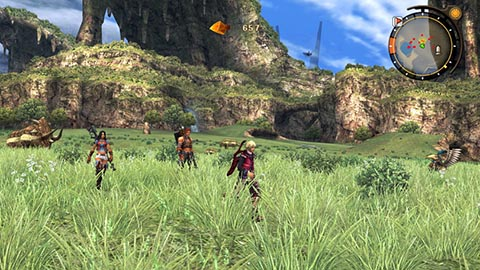 Xenoblade Chronicles (2)