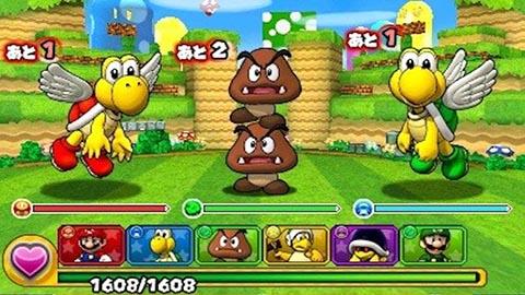 Puzzle & Dragons Z+Puzzle & Dragons Super Mario Bros Edition
