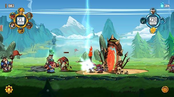 Swords & Soldiers II (2)