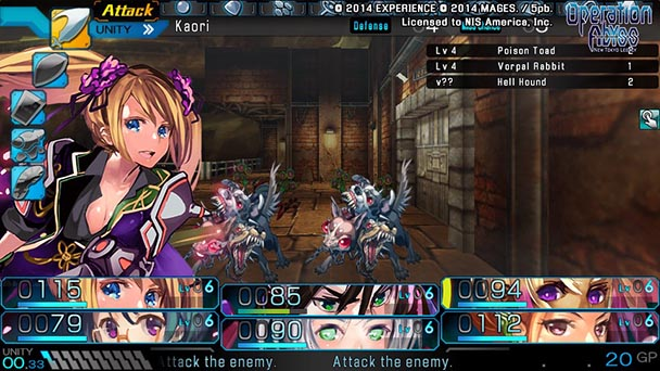Operation Abyss New Tokyo Legacy (3)