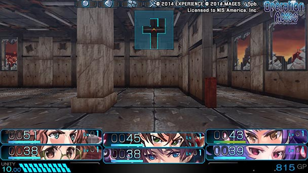 Operation Abyss New Tokyo Legacy (6)