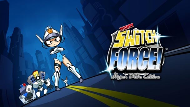 Mighty Switch Force-0