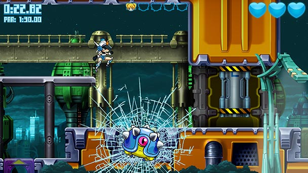 Mighty Switch Force-1