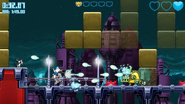 Mighty Switch Force-3