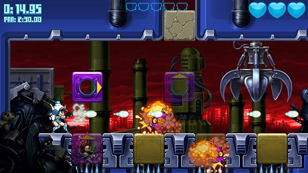 Mighty Switch Force-4