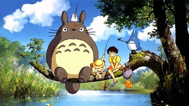 My Neightbor Totoro