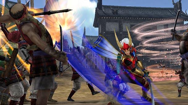 Samurai Warriors Chronicles (2)
