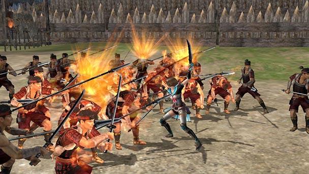 Samurai Warriors Chronicles (3)