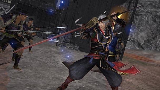 Samurai Warriors Chronicles (4)