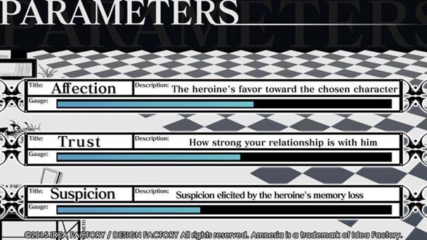 Amnesia Memories (3)