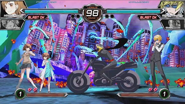 Dengeki Bunko Fighting Climax (5)