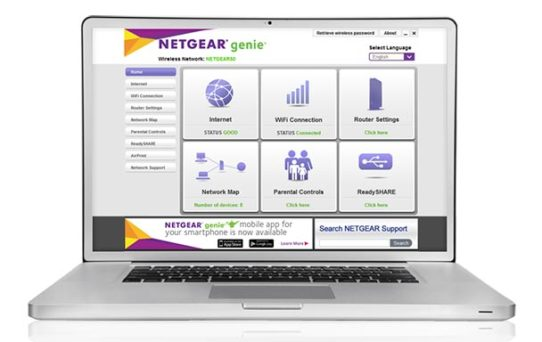 Netgear Nighthawk R7300 Router and DST Adapter (3)