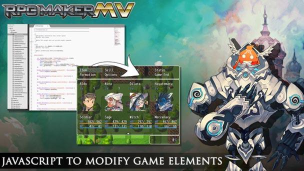 RPG Maker MV review - Tech-Gaming