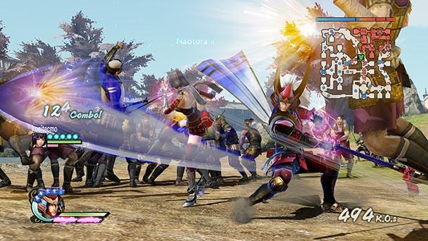 Samurai Warriors 4-II (2)