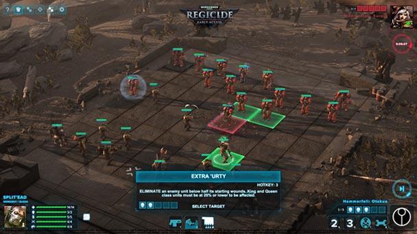 Warhammer 40K Regicide (2)