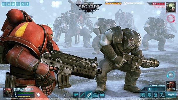 Warhammer 40K Regicide (4)