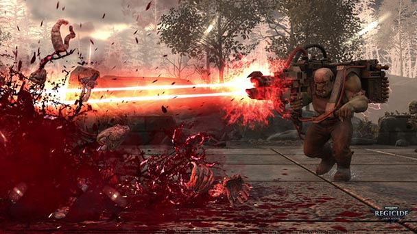 Warhammer 40K Regicide (6)