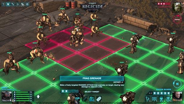 Warhammer 40K Regicide (7)