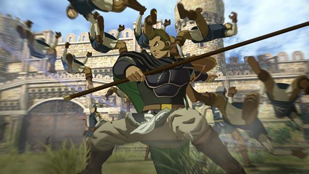 Arslan The Warriors of Legend (2)
