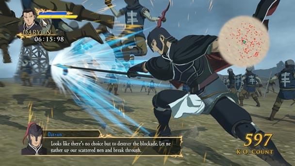 Arslan The Warriors of Legend (3)