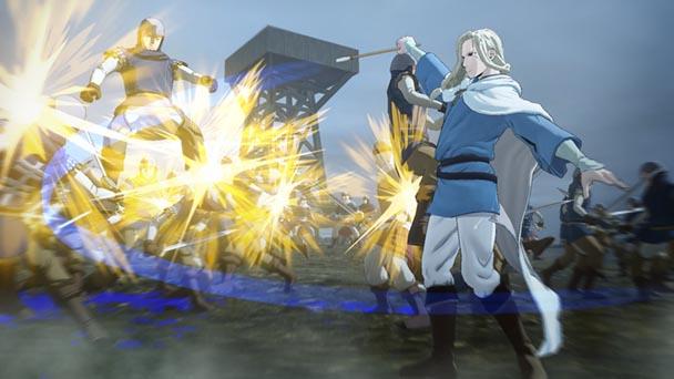 Arslan The Warriors of Legend (6)