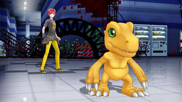Digimon Story Cyber Sleuth (1)