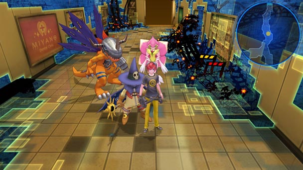Digimon Story Cyber Sleuth (6)